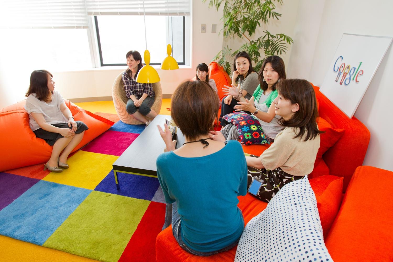 Shot for Google Japan