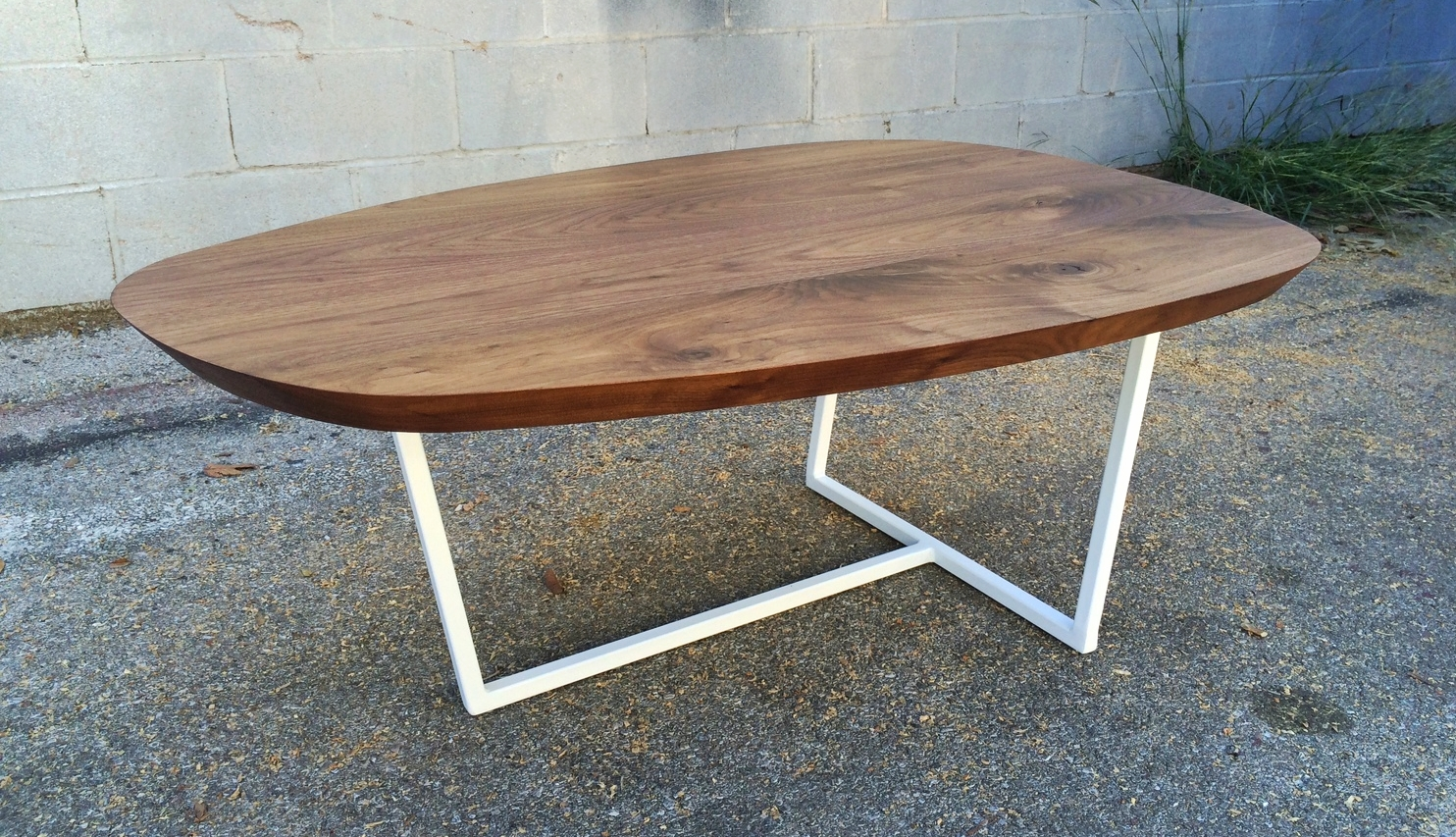 Bevelat Coffee Table - Iso
