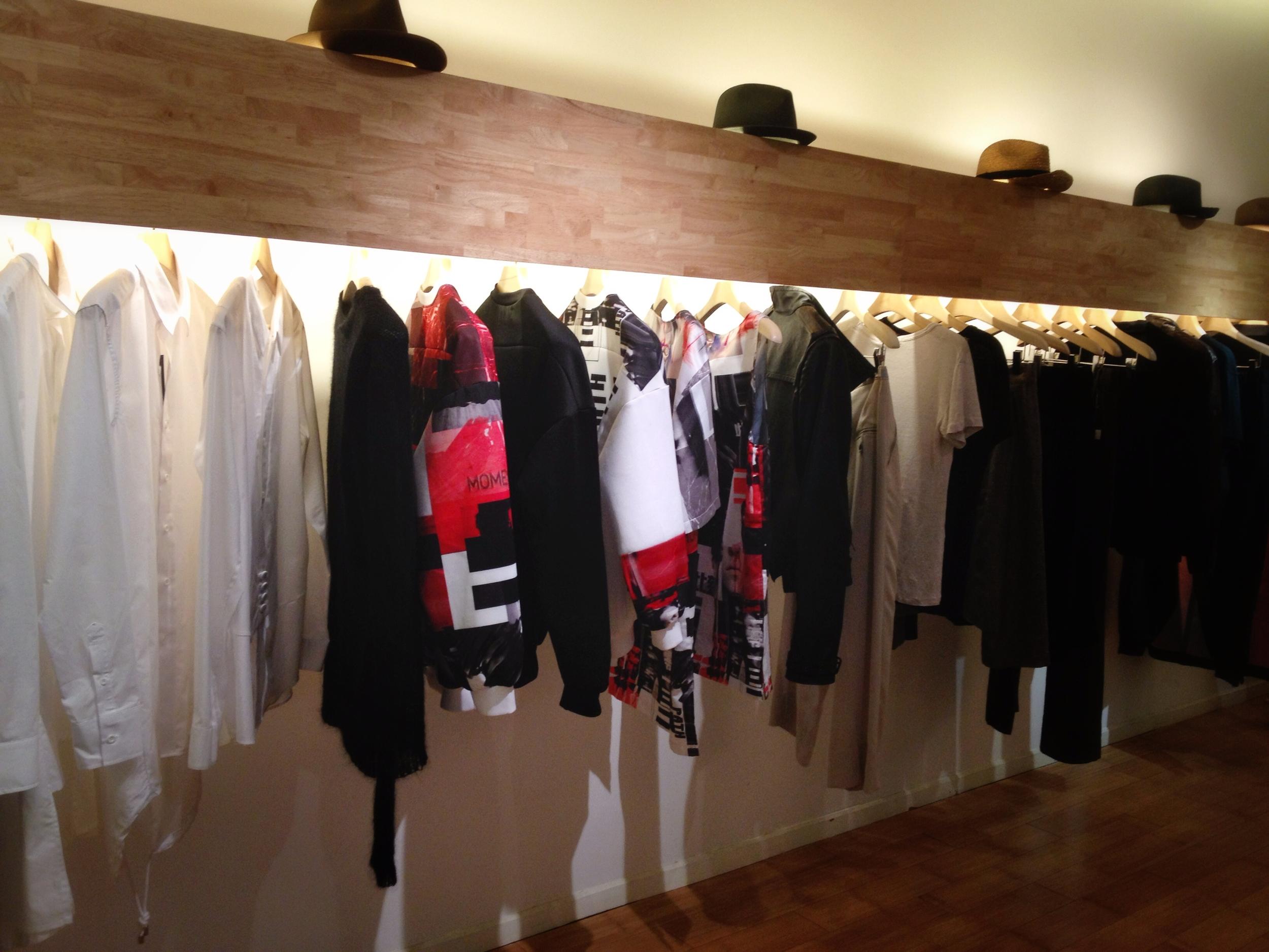 PATH SS'14 Janine Grosche Store Beijing Menswear