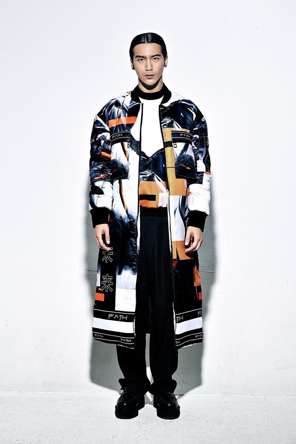 PATH PATHMEN Menswear Mensfashion Mens Fashion Mensstyle Collection Contemporary Print JanineGrosche AW14