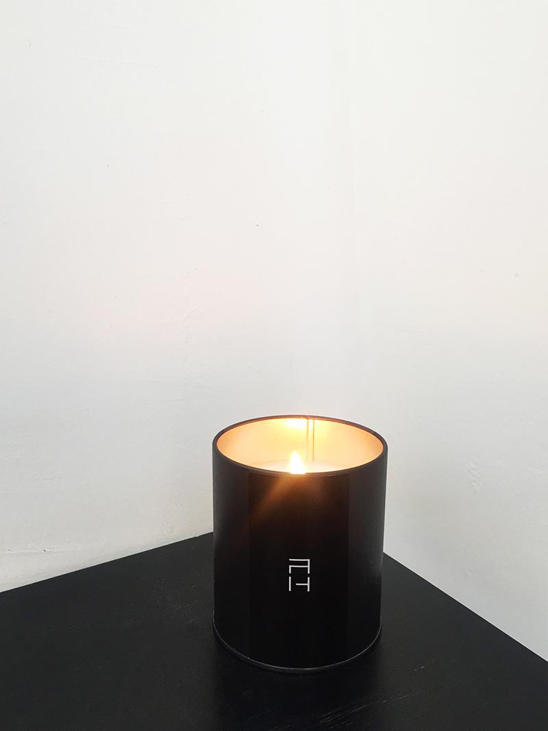 PATH BLACK Aromatherpy Soy Candles