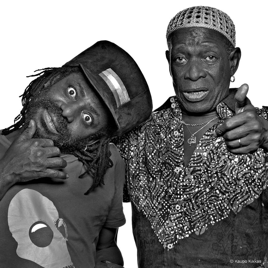 Tony Allen & Oghene Kologbo