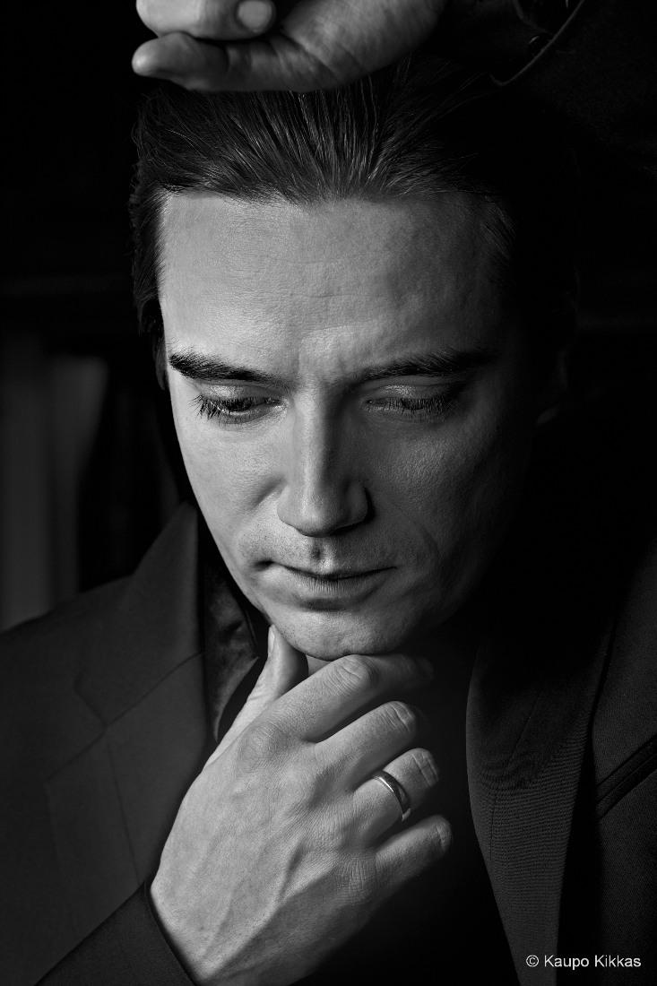 Actor and producer Priit Võigemast