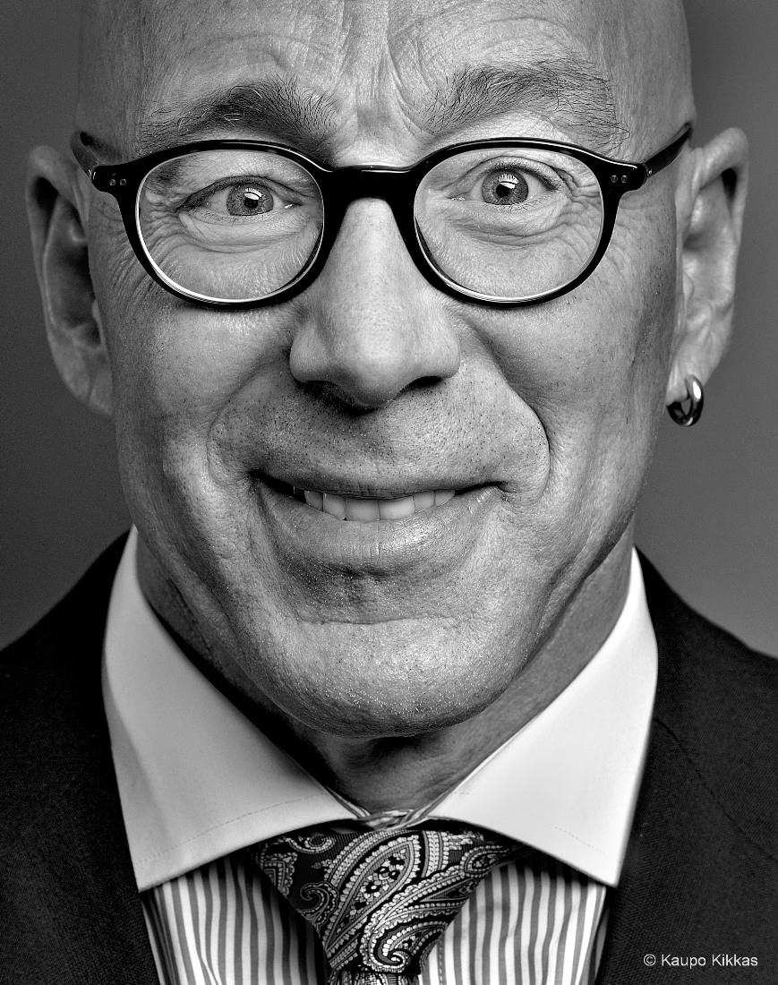 Ambassador Bruce Oreck