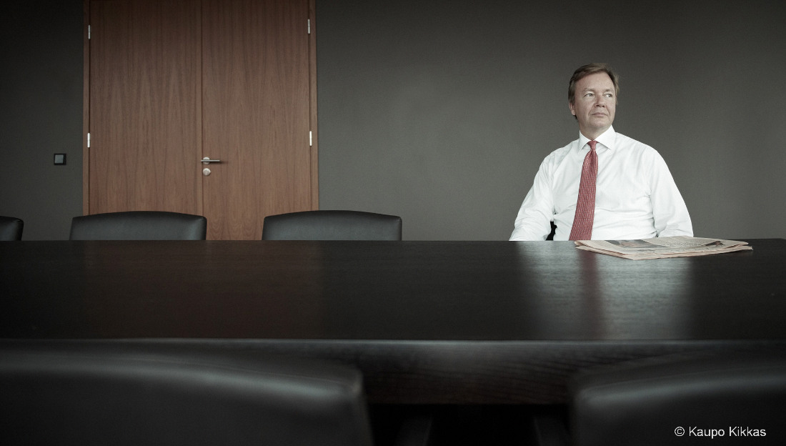 Investor and businessman Joakim Helenius