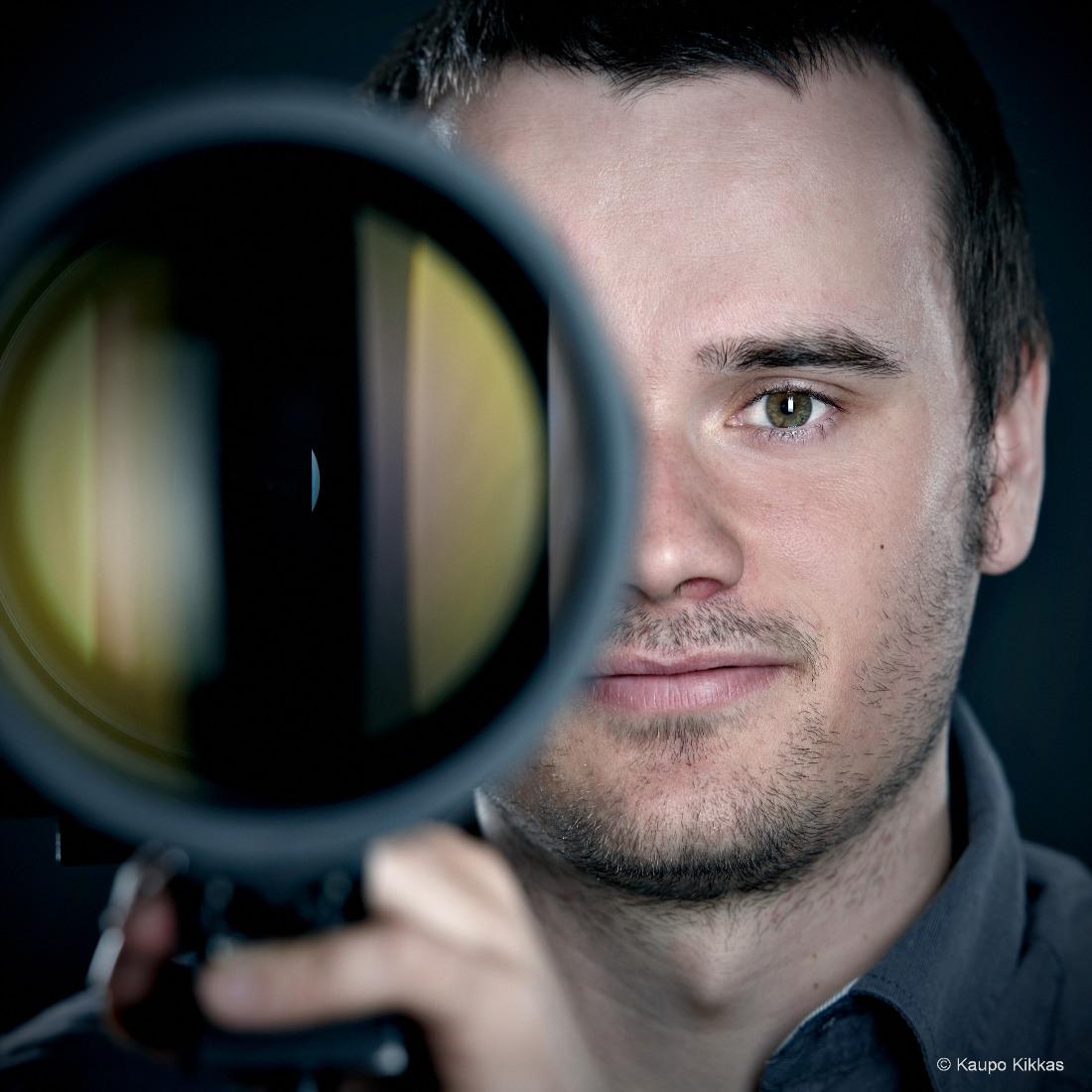 Photographer Sven Zacek