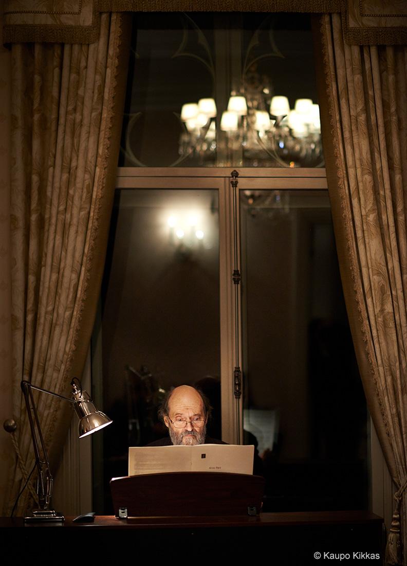 Arvo Pärt 2012