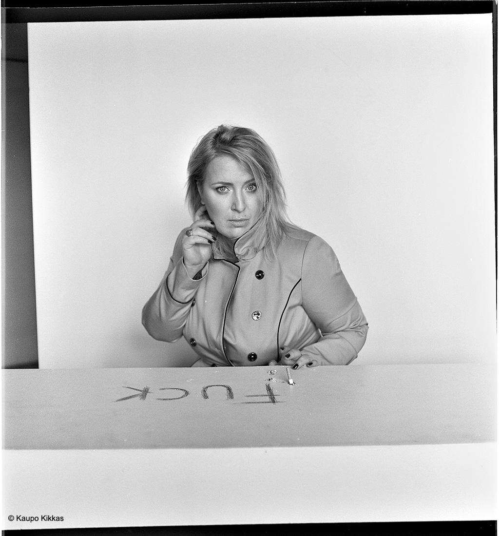 Photographer Stina Kase