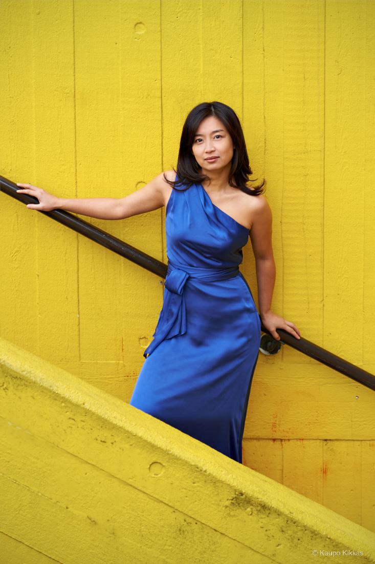 Pianist Mei Yi Foo