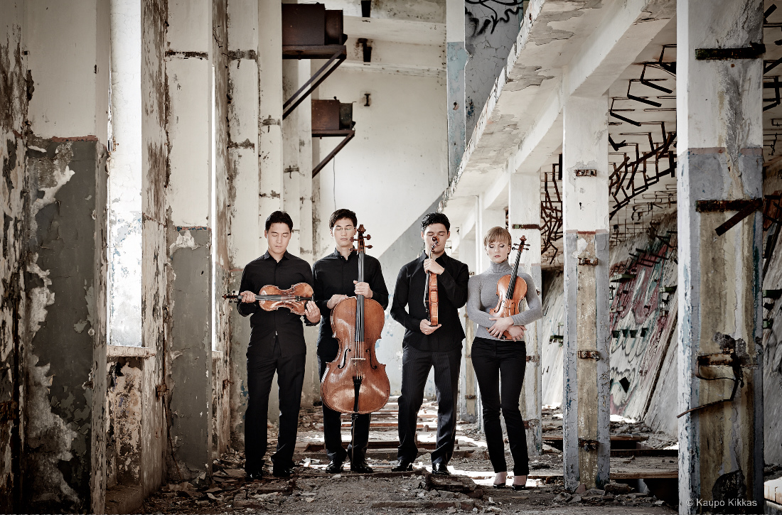 The Schumann Quartet