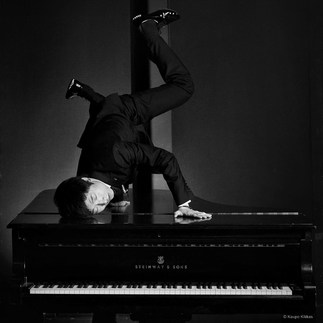 Pianist Ji Liu