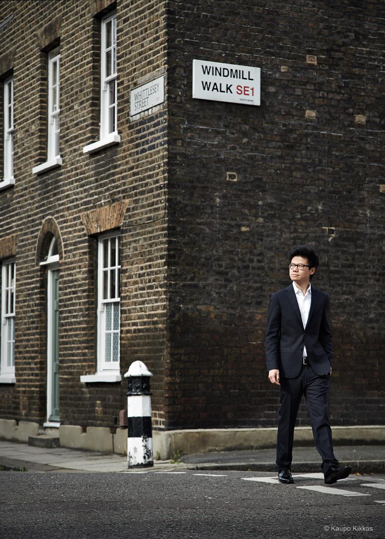 Pianist Jianing Kong