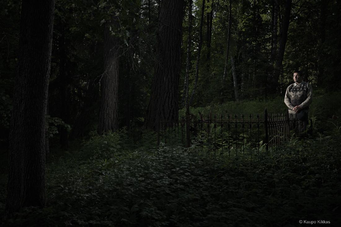 """""""100 years of solitude in Estonia"""". Andor from Mõisaküla"""