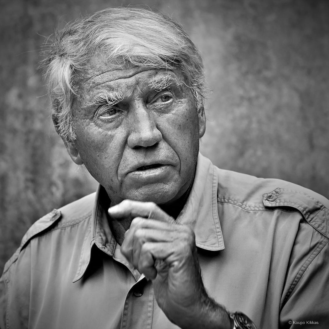 Photographer Don McCullin