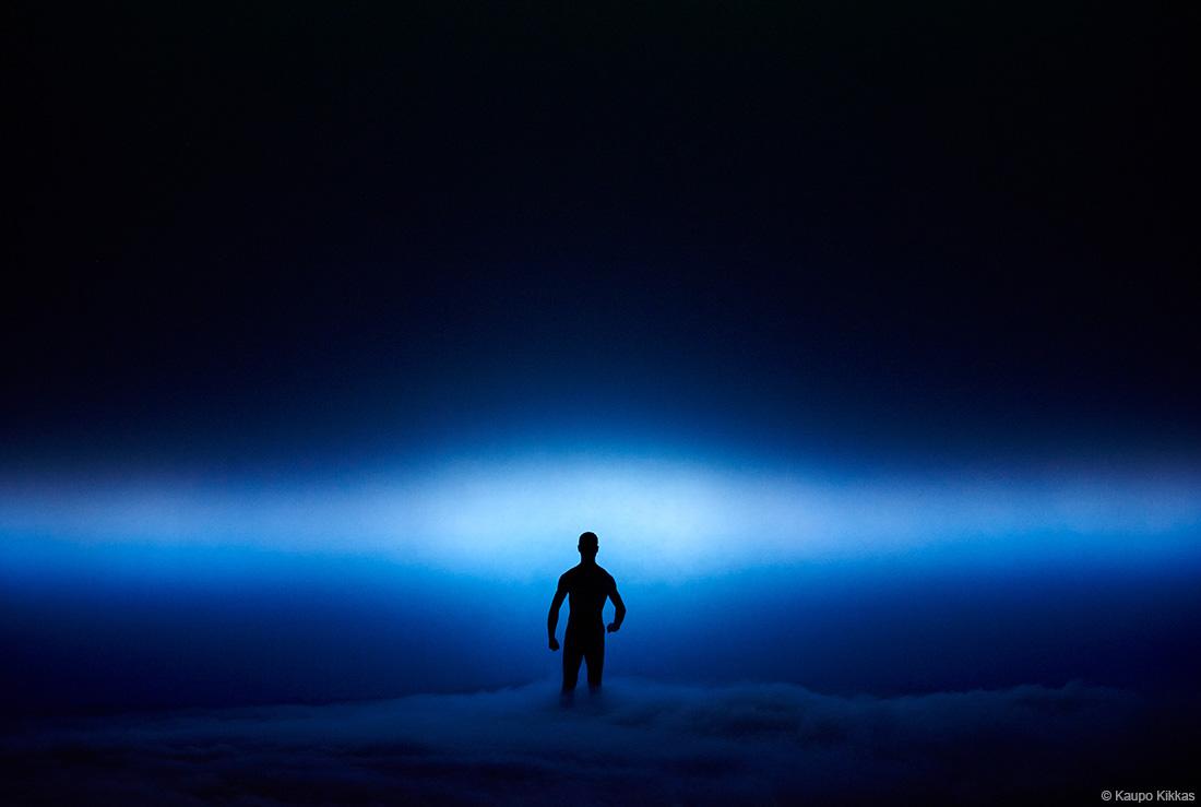 """""""Adam's Passion"""" by Arvo Pärt and robert Wilson"""