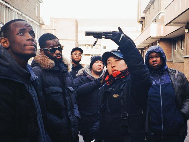 Few 35mm snaps from the Top Boy shoot to celebrate it being out NOW. Get on Netflix and take it down to Chinatown.