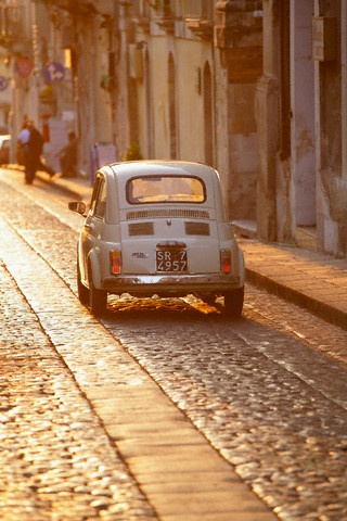 Fiat 500 Vintage 2