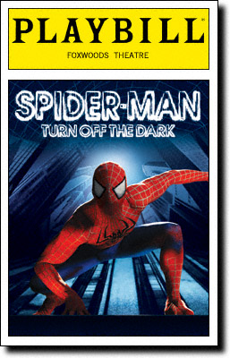 Spider-Man: Turn Off the Sound  is more like it! Amirite? Up top!