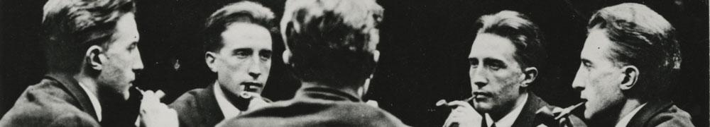 Five-Way Portrait of Marcel Duchamp, 1917