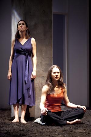 Holly Twyford and Natalia Payne