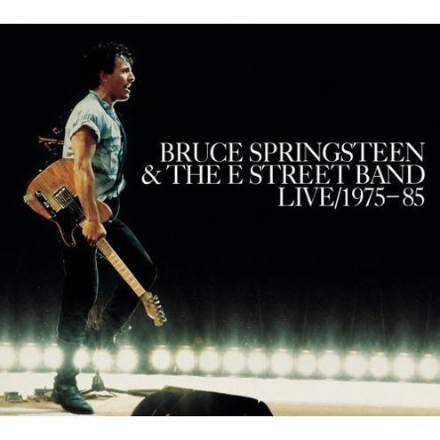 This one got me. It's also one of the few albums Bruce has ever released with a cover that doesn't look like horseshit.