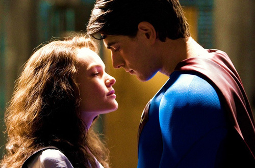 Superman Returns  was all longing and loss.