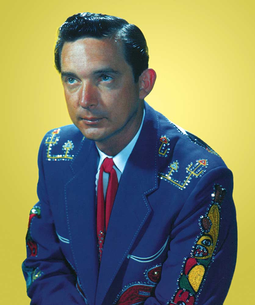 """""""Well, if I'm going to go out, I'll go out singing."""" Ray Price, 1926-2013."""