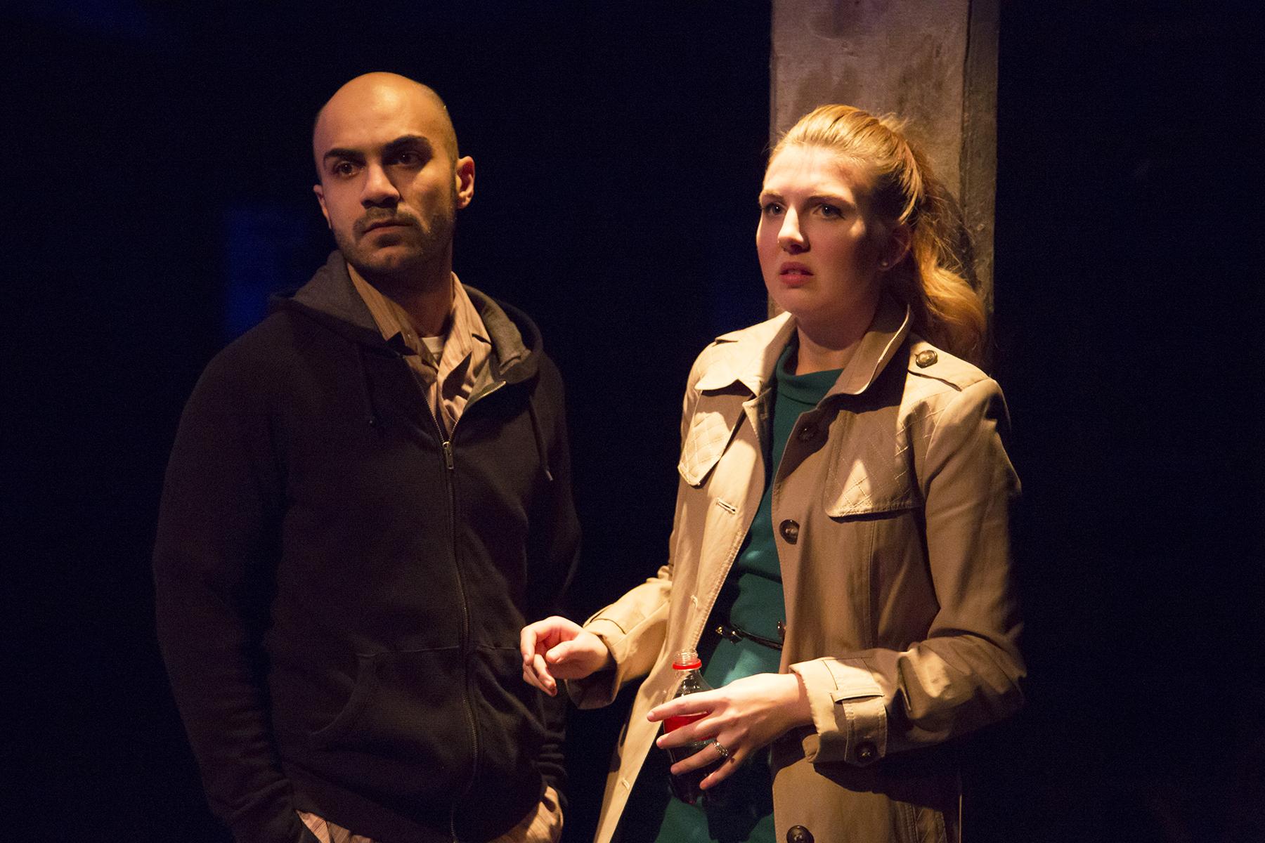 Maboud Ebrahimzadeh &  Emily Kester. (  Igor Dmitry)