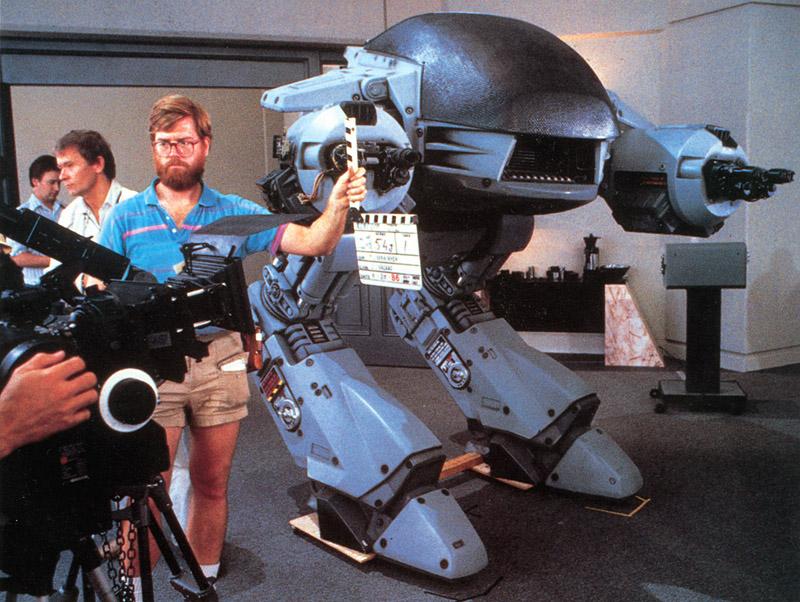 Smaller in real life, but still pretty damn big.(RoboCop Archive)