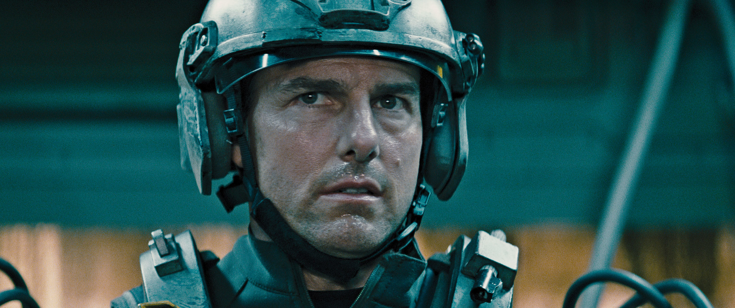 Edge of Tomorrow  boasts Tom Cruise's most varied and appealing performance in years.