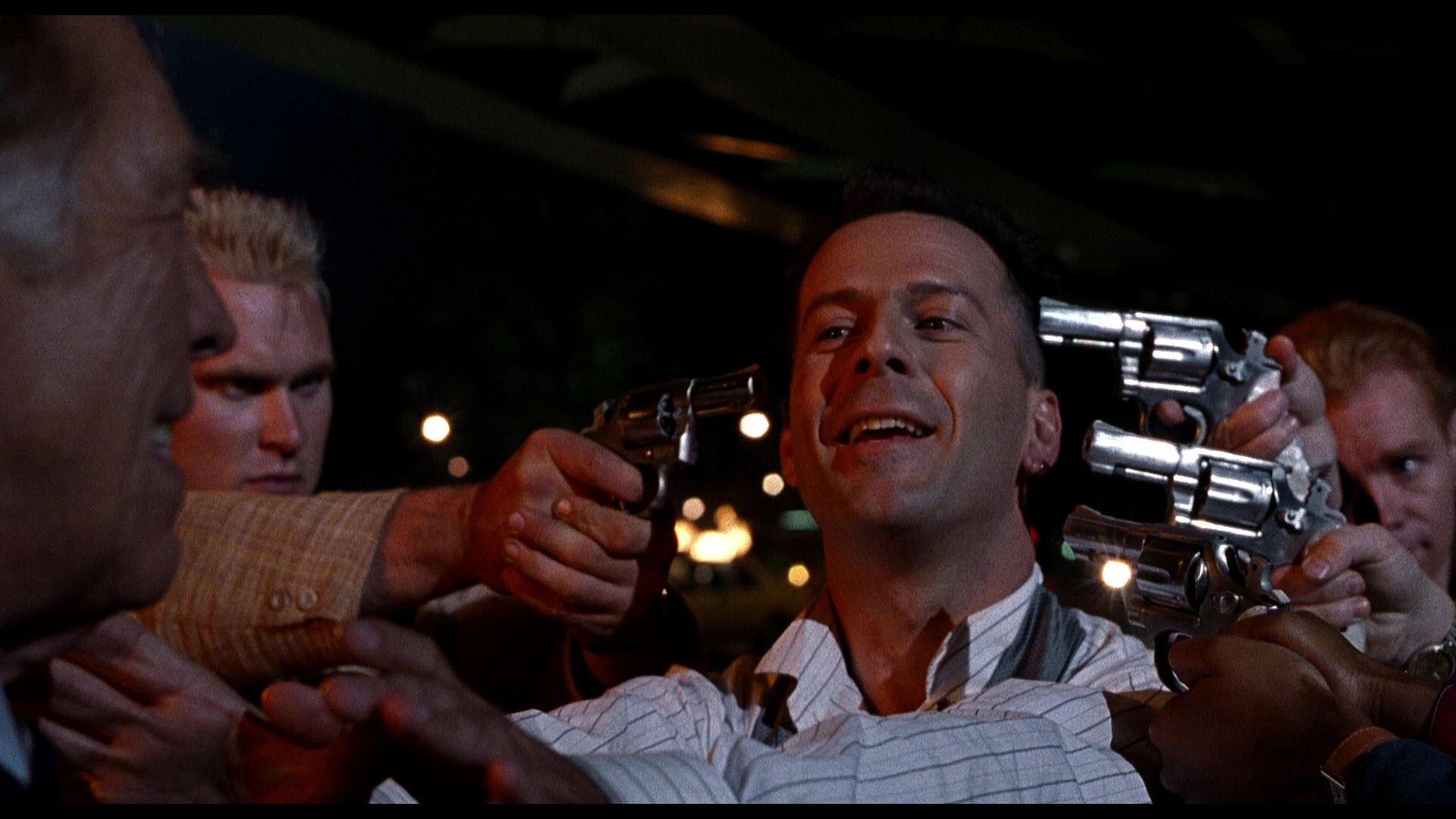 The Bruce Willis caper comedy/vanity project  Hudson Hawk  lost something like $50 million. I loved it in 1991. I love it still.