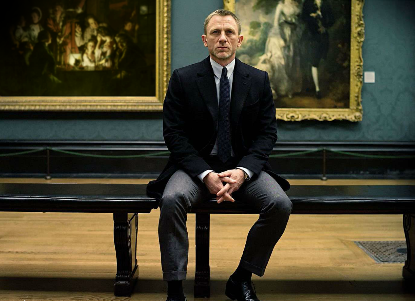Sam Mendes' mortality-obsessed Skyfall seemed to undo the rebooting 007 got in Casino Royale. Sort of.
