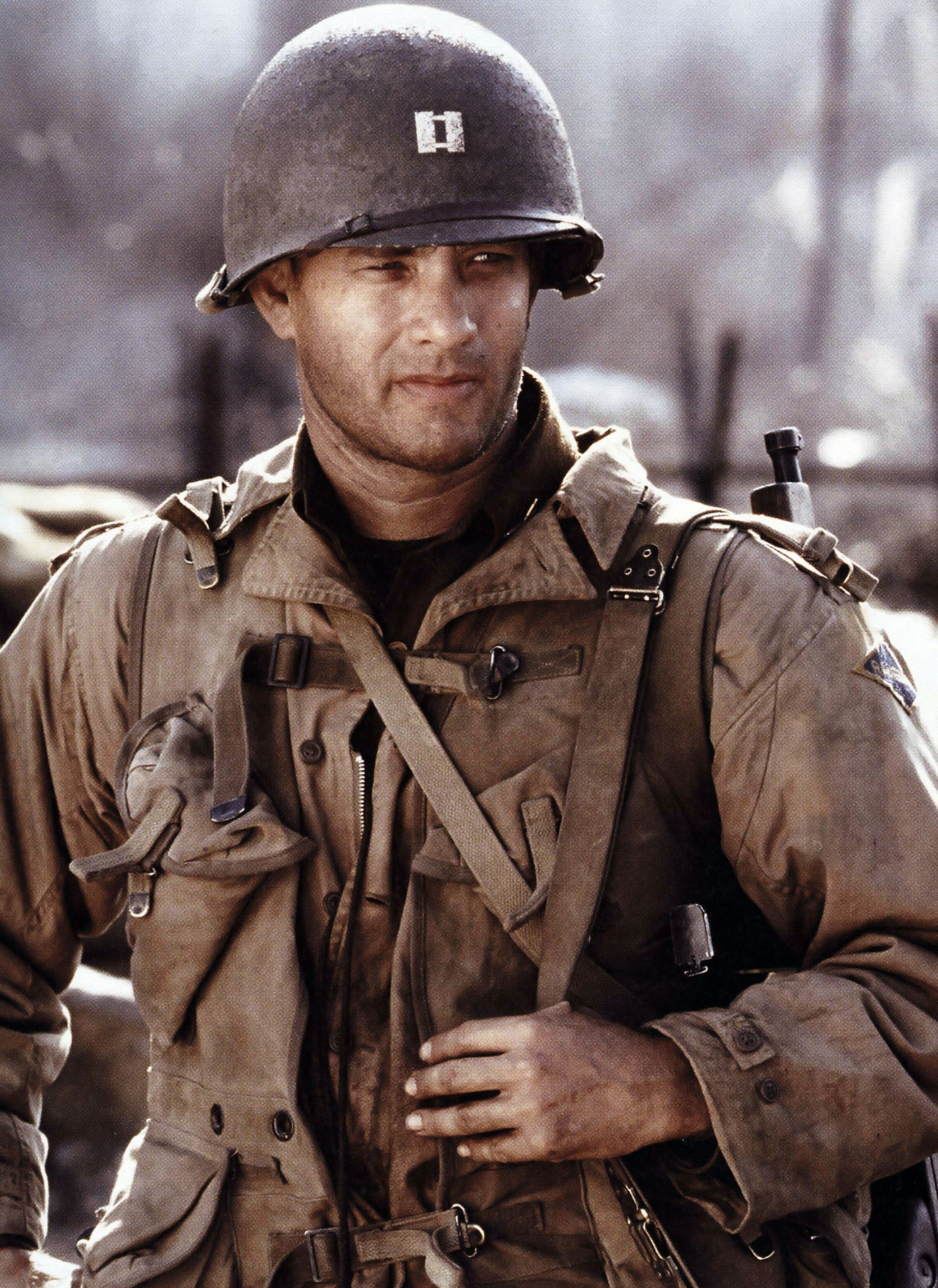 Tom Hanks and Steven Spielberg first collaborated on 1998's  Saving Private Ryan.