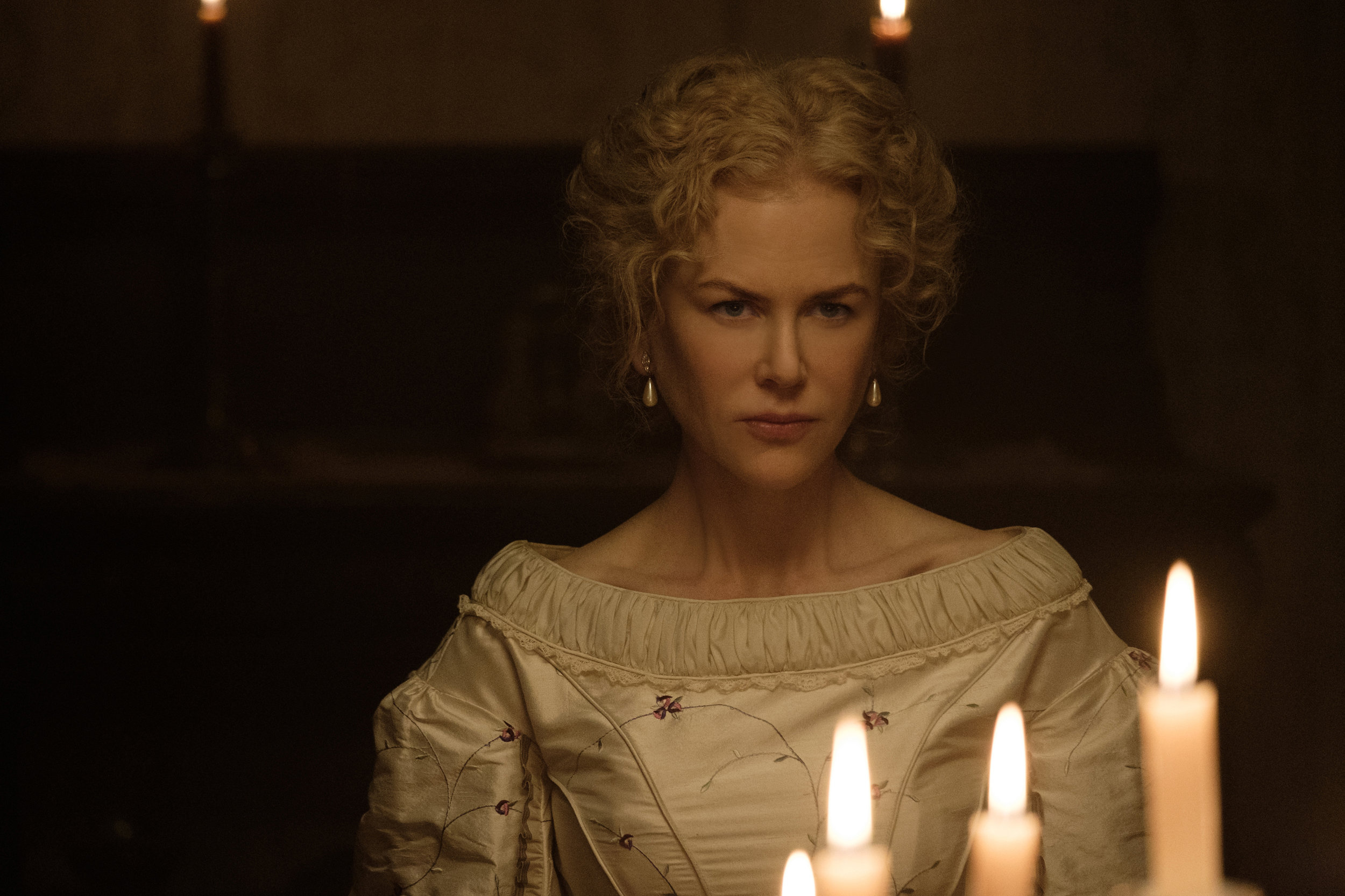 Nicole Kidman stars as Miss Martha Farnsworth in Sofia Coppola's THE BEGUILED, a Focus Features release. Credit Ben Rothstein - Focus Features.JPG