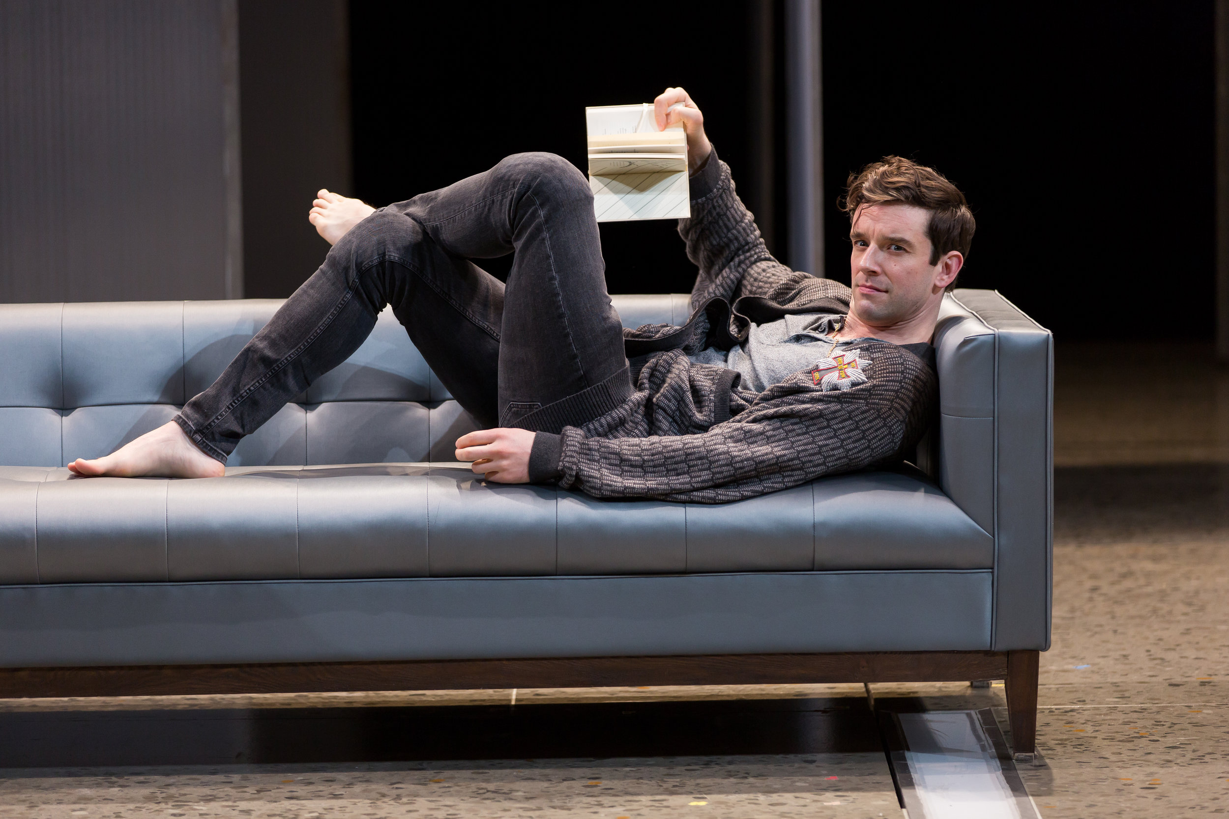 Michael Urie photographed by Scott Suchman