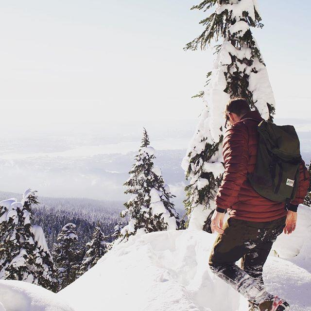 Happy Wednesday! Is there fresh snow where you are? ❄️ 📷: @adix12  #winter #winterwonderland #wearewinterwarriors #mec #outdoors #outdoornation #nature #getoutside #explorebc #canada #explorecanada