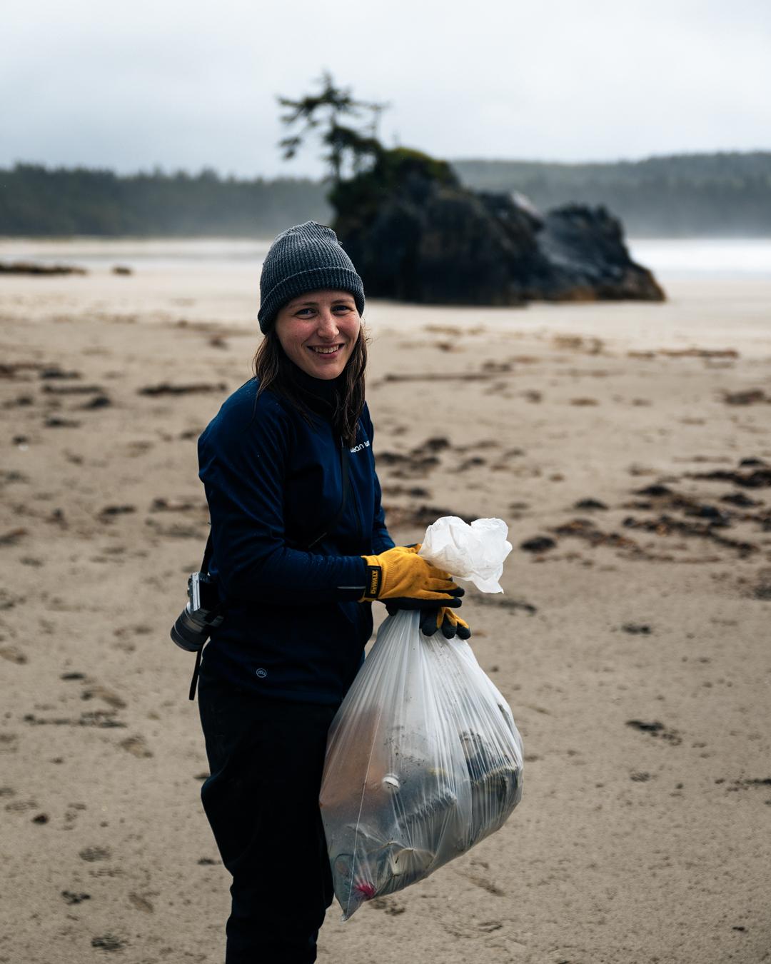 Caroline Merner - Beach Cleanup Haida Gwaii.jpg