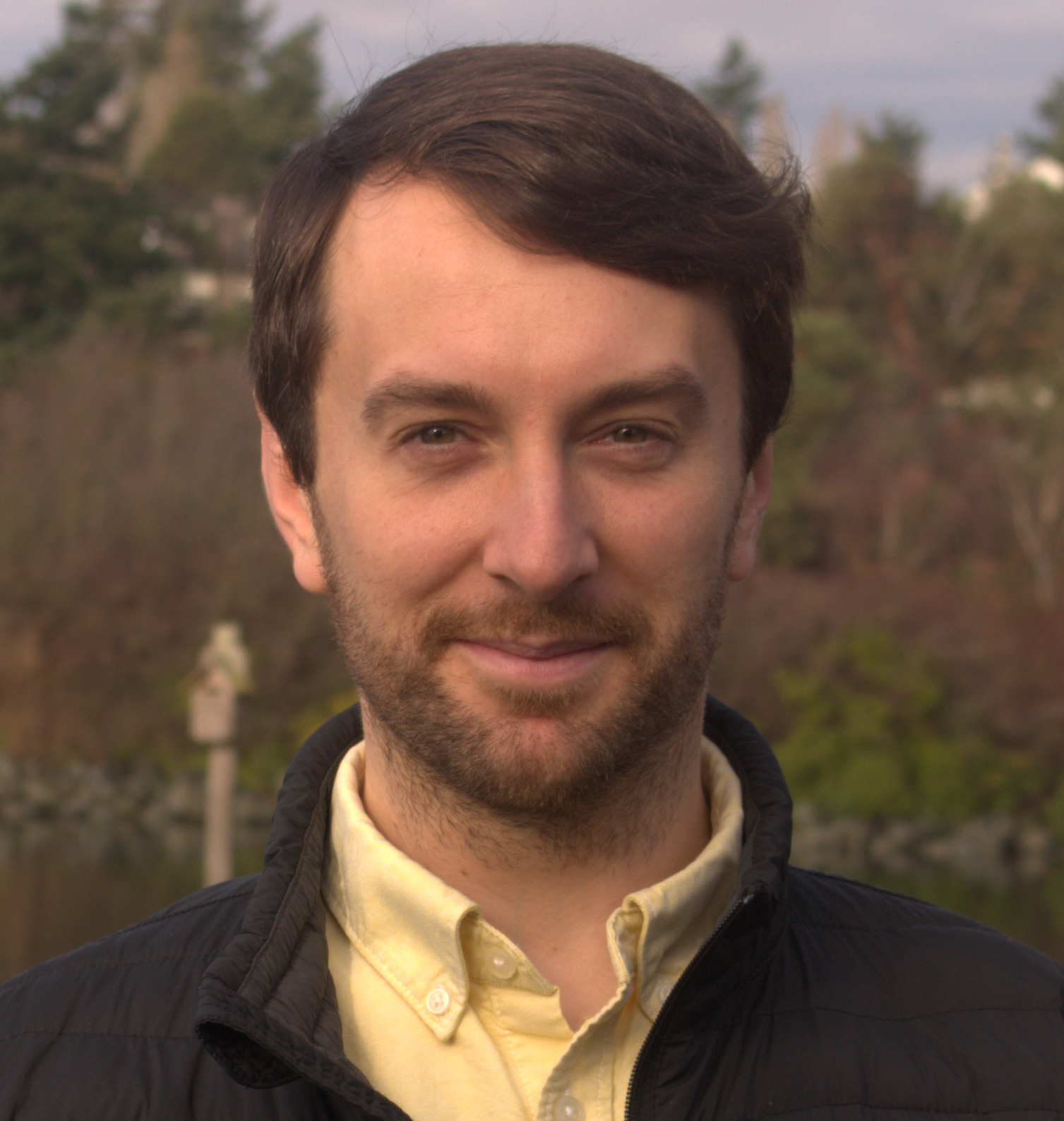 Kyle Empringham, co-founder and director of finance and fundraising