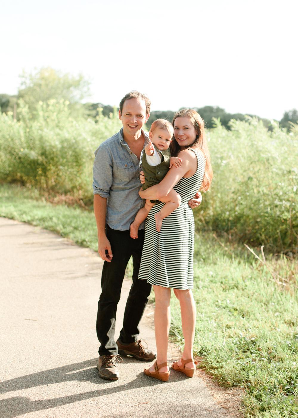 Outdoor Family Photography Minneapolis