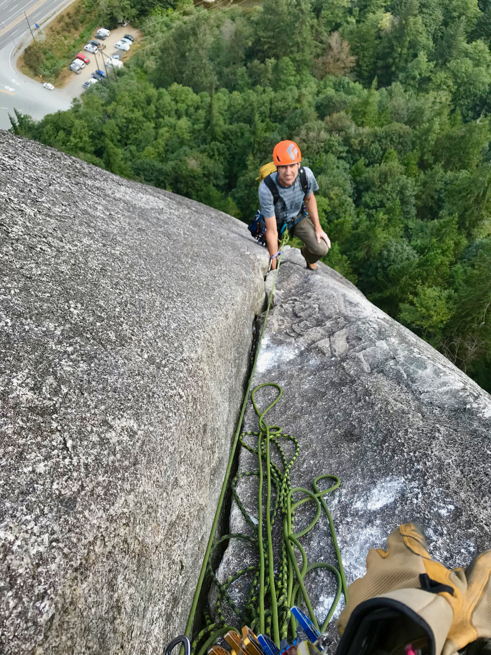 On yet another classic - Calculus Crack (5.8), on the Apron.