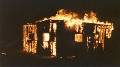 CFS_Dana_Sask_1984_Our_accidental_burning_of_smoke_shack.jpg