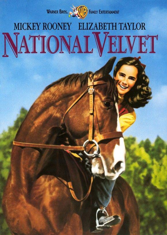 National Velvet Liz Taylor