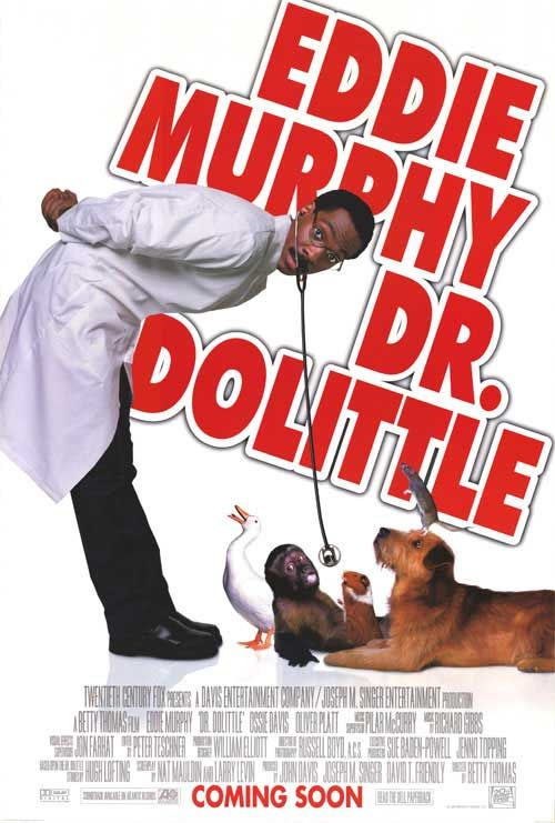 Dr. Doolittle Eddie Murphy