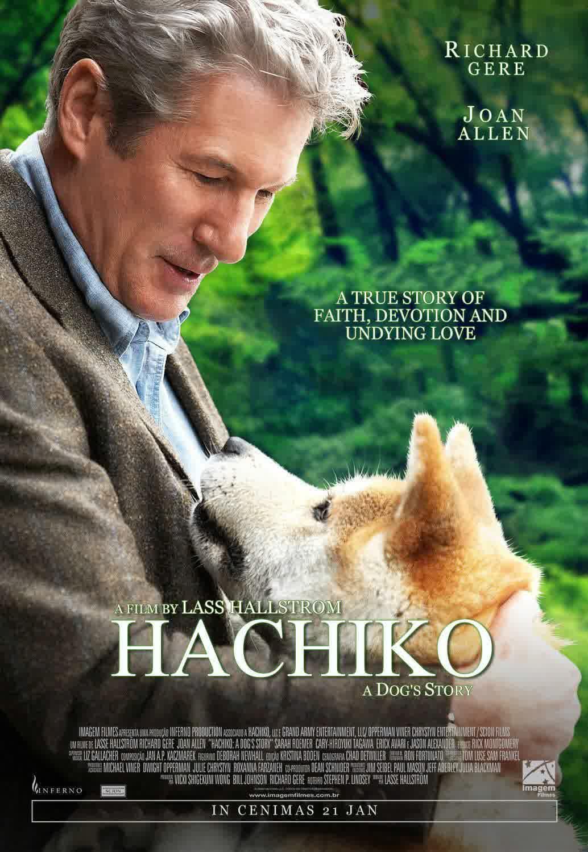 Hachiko a Dogs Tale