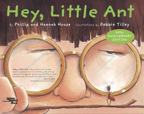Hey Little Ant Phillip and Hannah Hoose Random House