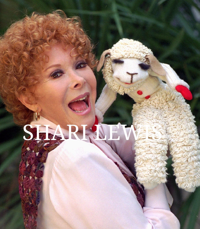 Shari Lewis and Lamb Chop