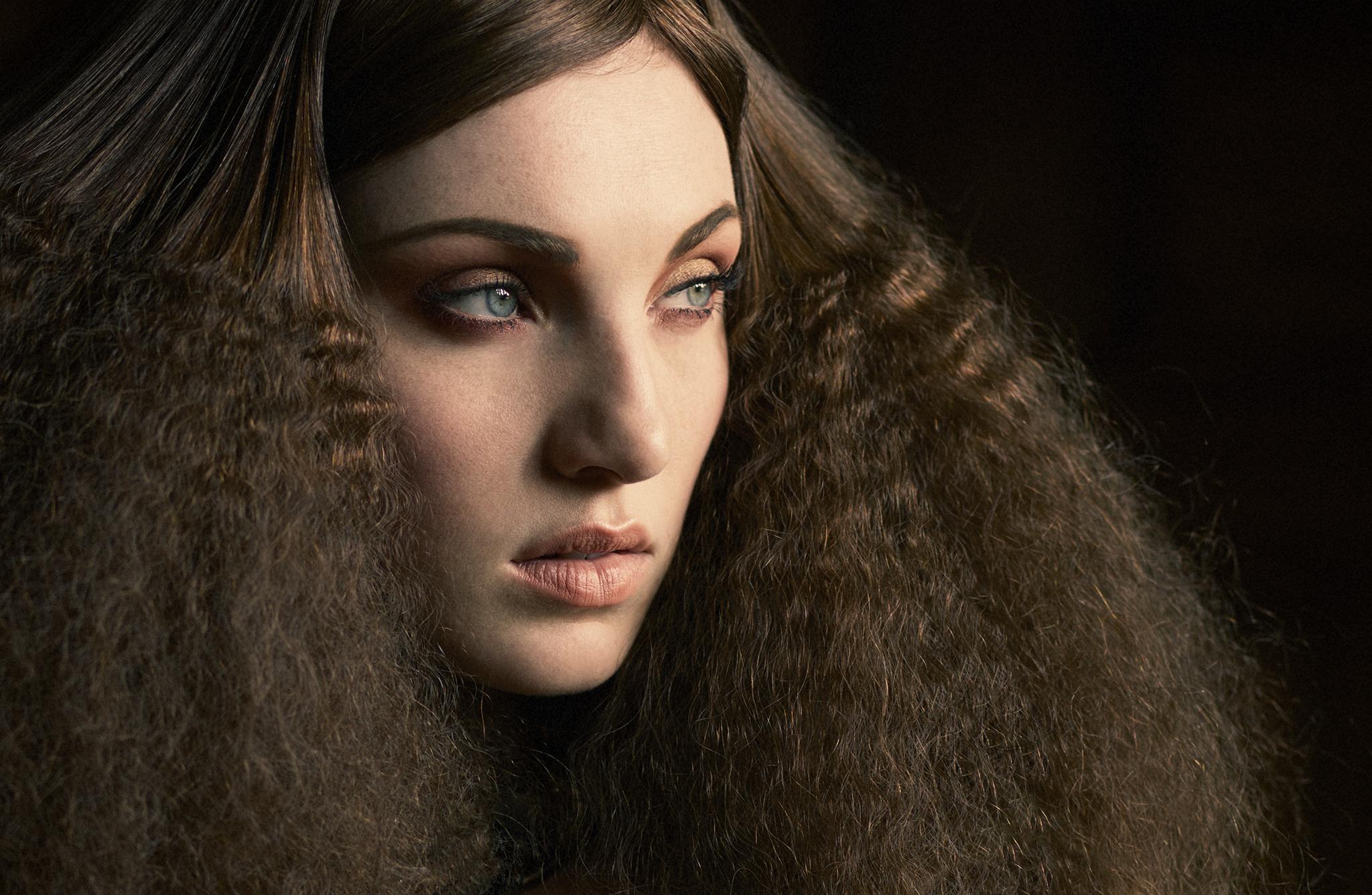 Model: Annabelle L   Stylist: Leonid Gurevich   Hair: Lorenzo Diaz      Makeup: Aya Kudo   Stylist's assistant: Marina Gurevich   Photographer's Assistant: Ryan Toussieng