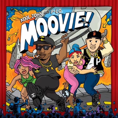 """Kool John & P-Lo """"Moovie"""""""