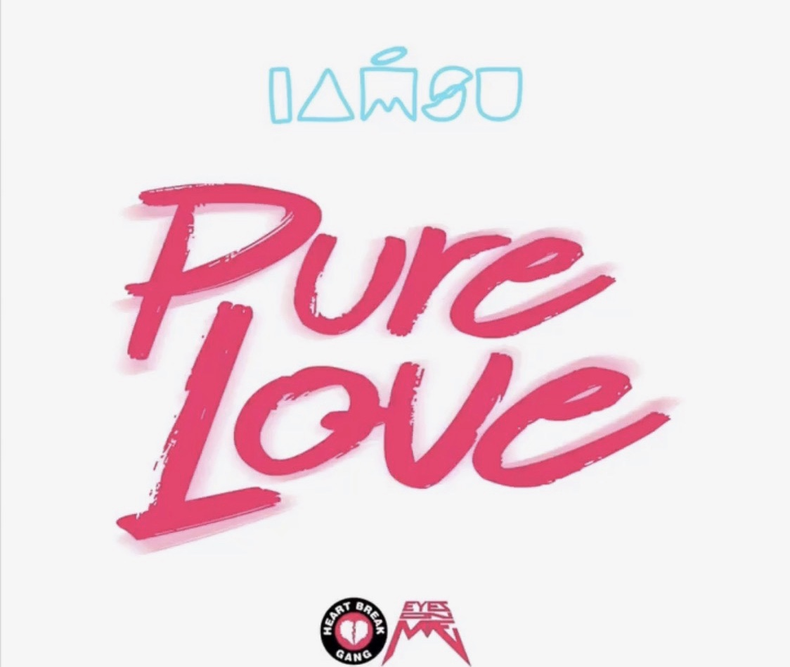 "NEW MUSIC ""PURE LOVE"" OUT NOW!"