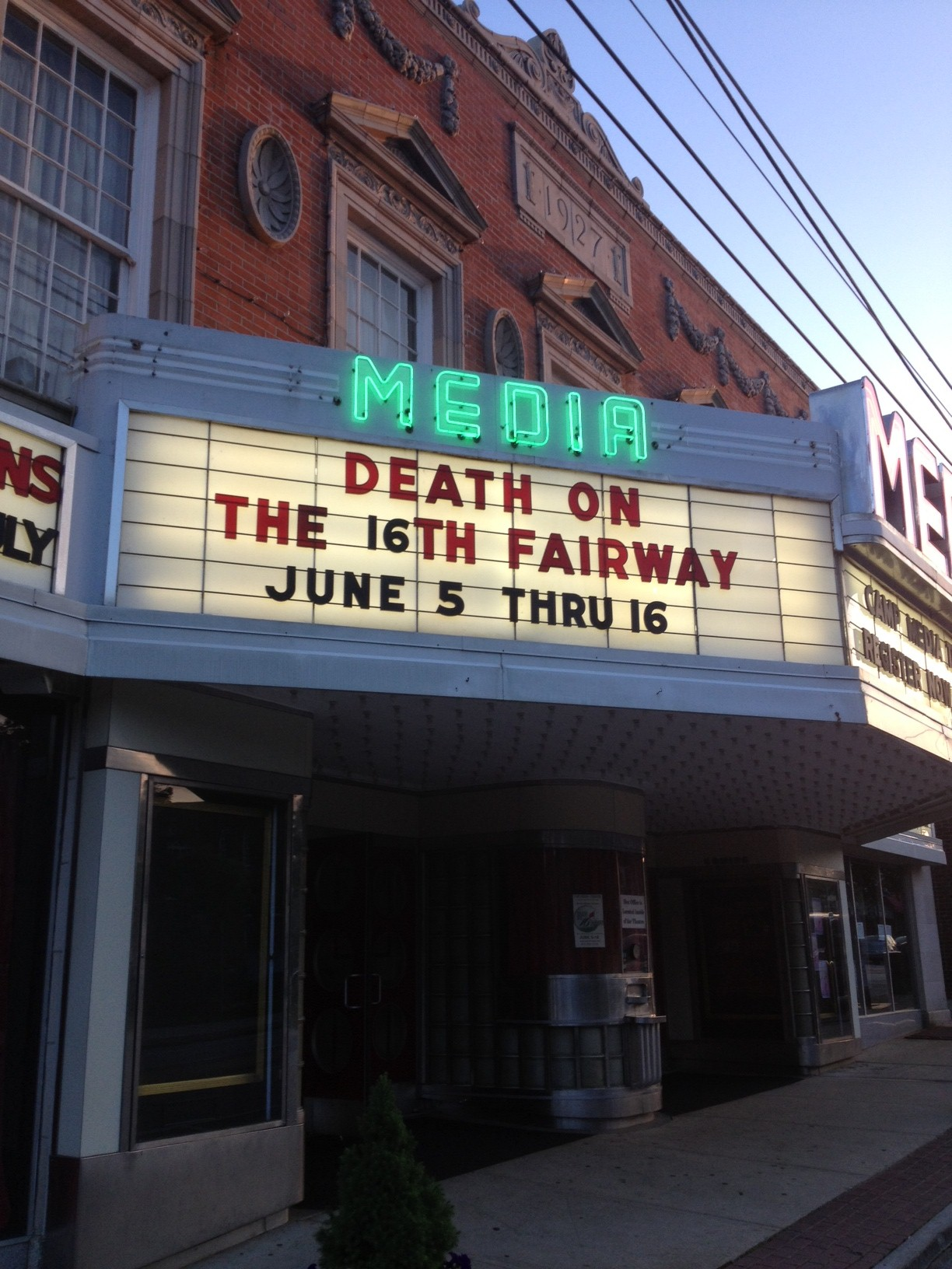 Media Theatre 104 E. State Street, Media, PA
